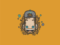 Icons 2.0: Crazy hair dude