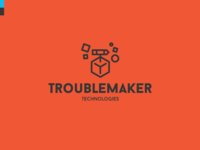 Troublemaker Technologies - rebrand colorway #1