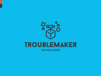 Troublemaker Technologies - rebrand colorway #2