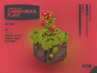 Gameobject #04: Carnivorous Plant