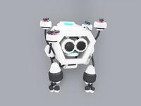 Social media drone: still #1