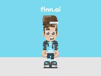 Finn.Ai Character