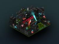 Utopia Simulation: Night