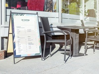 ID: COFFEE Branding, Cafe menu design