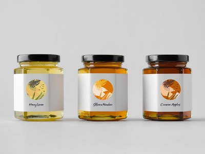 Id: coffee Jam packaging design