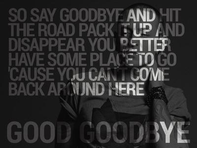 Good Goodbye chester bennington rip chester