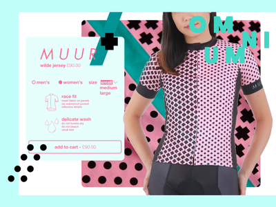 Wilde Jersey Collection Landing landing-page ui jersey cycling