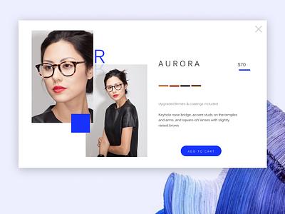 RFLKT pop-up zoom ui-design ui e-commerce