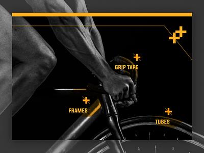 Bike shop e-commerce experiment e-commerce ui-design ui