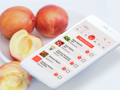 Old UI's & Learning to Let Go pantry app food ui