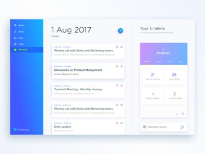 Dashtask - Task Management App
