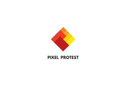 Pixel Protest Logo