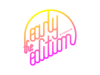 The Early Edition Logo