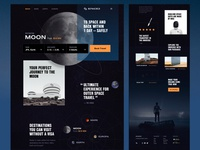 SPACED Website Concept