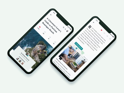 Story page location ui ios typography layout exploration branding app