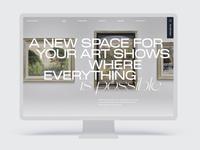 Emperia VR fragments 7 vr corporate brutalism awwwards web animation ux ui minimal
