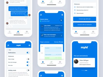 Myld - Parent app