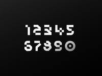 Technik - Display Font