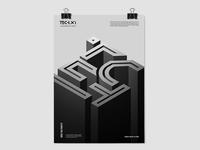 Tech - Technol Font