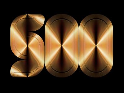 Entrepreneur Magazine- Franchise 500 franchise entrepreneur logotype typography illustration magazine editorial