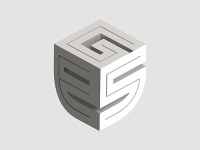 E-Sports Logo Concept typography logo 3d awards video games esports gaming logo