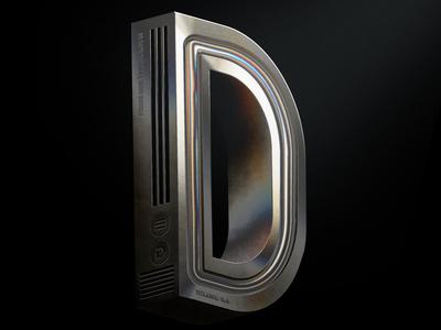 36 DaysOfType | D
