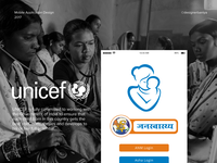 UNICEF Application Redesign