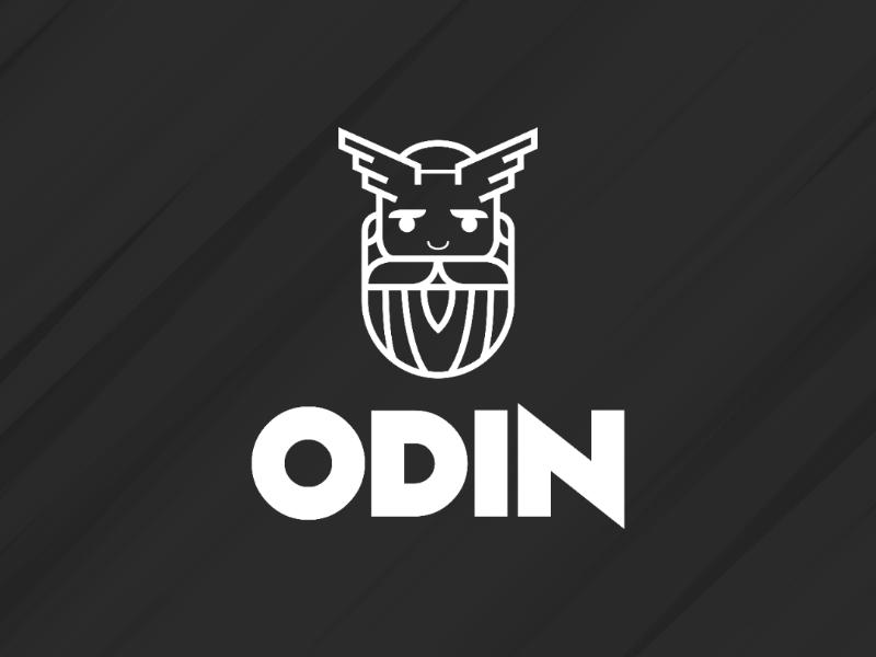 Odin Logo Design designer graphic design graphic designer vector design vector drawing vector graphics vector illustration vector art vector logo designer logo design logo