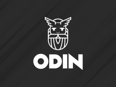 Odin Logo Design