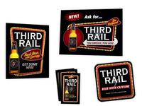 Third Rail Beer - Promo Items