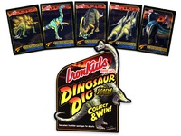 IronKids Bread - Dinosaur Dig