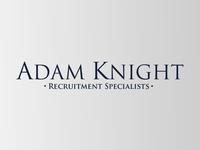 Adam Knight Recruitment Branding Logo