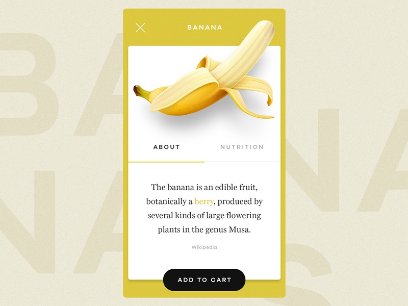 Daily bananas 01