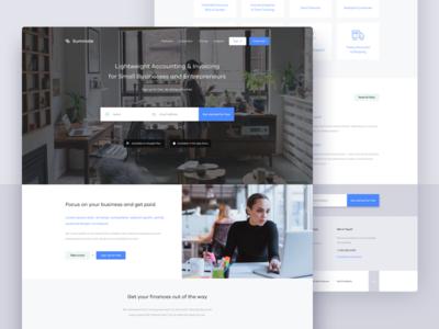 Summate – Website