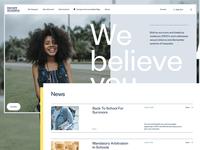 EROC – Website Style #2