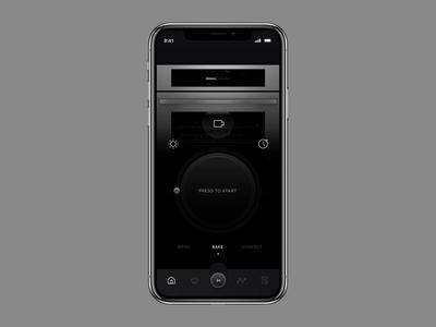 IoT Oven Range App #3