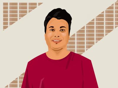 Illustration - Sanjay digital art digital drawing illustration