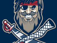 Flint Rouges Logo Rework