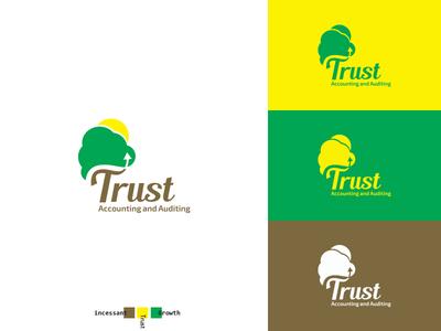 Trust - Brand logos logodesign typography monogram logotype logo letter