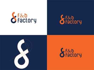F&b logo b f brand logos logo