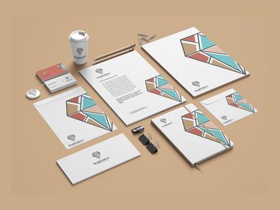 MARtizya - branding art direction advertising logo logos
