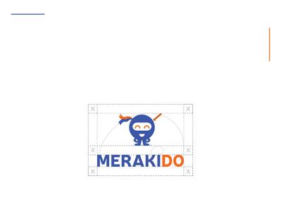 MerakiDo - Brand vector typography direction illustration branding advertising logodesign brand logos logo