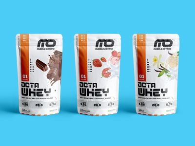 Octa Whey Flavours