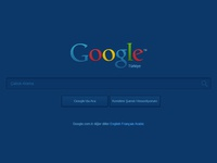 New Color Google Web Interface