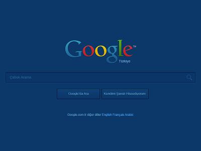 New Color Google Web Interface google web interface new zarifbalci