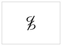 Zarif Balci [ZB] Logotype