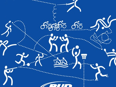 Bud Light Poster Illustration 2