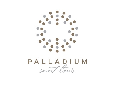 Palladium Saint Louis Logo