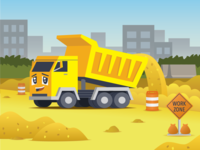 Darrell the Dump Truck - RTLRT Page 2