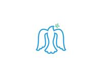 Dove Logo Concept
